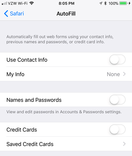 iphone security measures