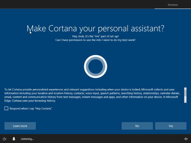 How to Use VirtualBox: User's Guide 20 VirtualBox Windows 10 Enable Cortana