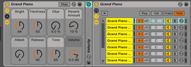 Ableton Live: The Ultimate Beginner's Guide Ableton Piano