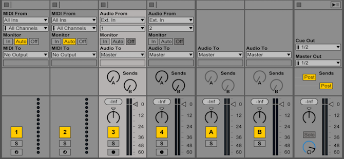 Ableton Live: The Ultimate Beginner's Guide Ableton Track Control