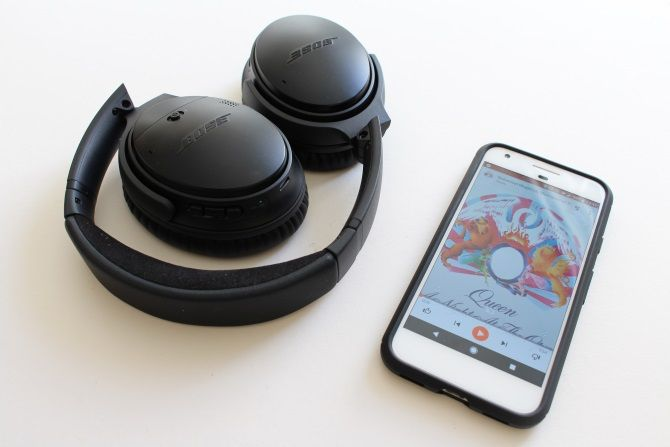 Bose QuietComfort 35 II Review: Now Featuring More Google Bose QC 35 11 7 1