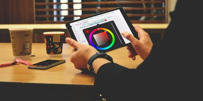 How Codea Lets You Create Your Own iPad Apps