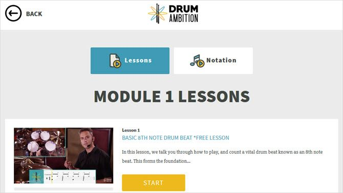 learn play drums