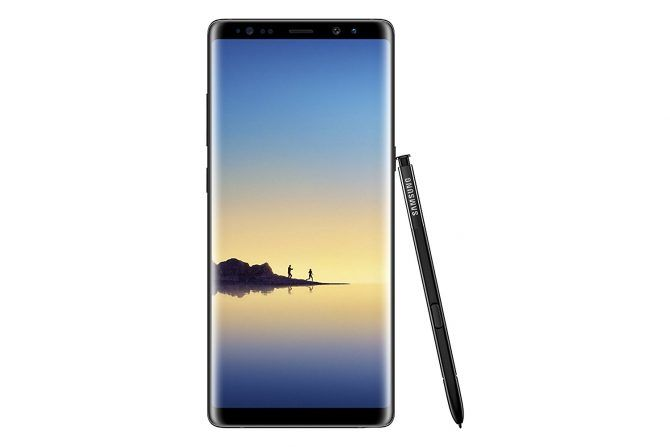 samsung galaxy note 8 iphone x alternative