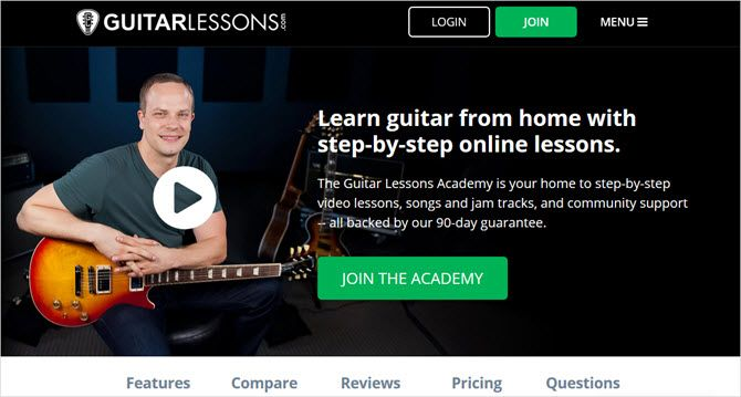 learn play guitar