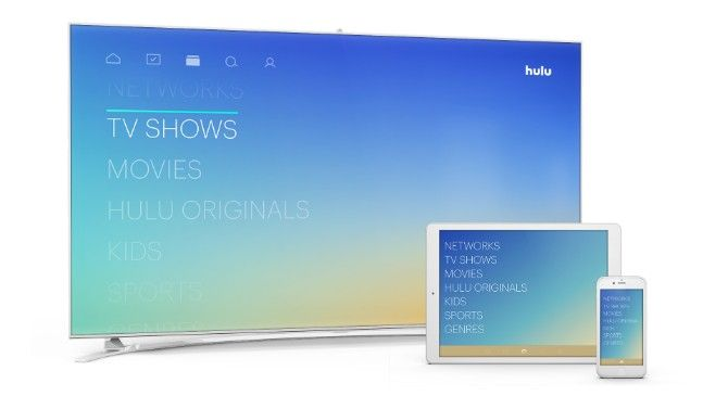 hulu originals on various devices