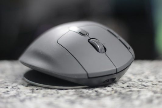 Logitech MX Ergo Trackball Review: Mouse Like It's 1996 LogitechMXErgo23 532x355