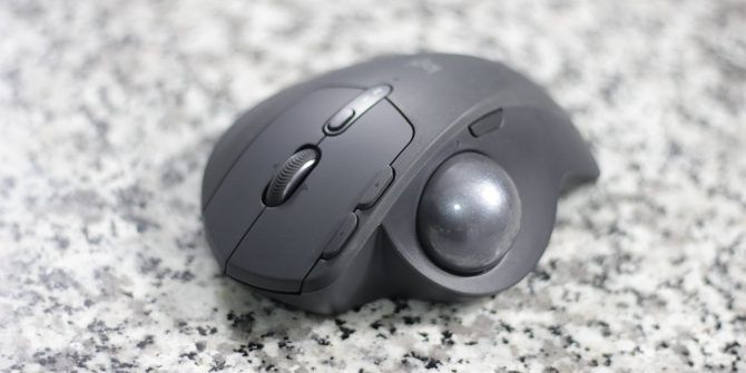 Logitech MX Ergo Trackball Review: Mouse Like It's 1996