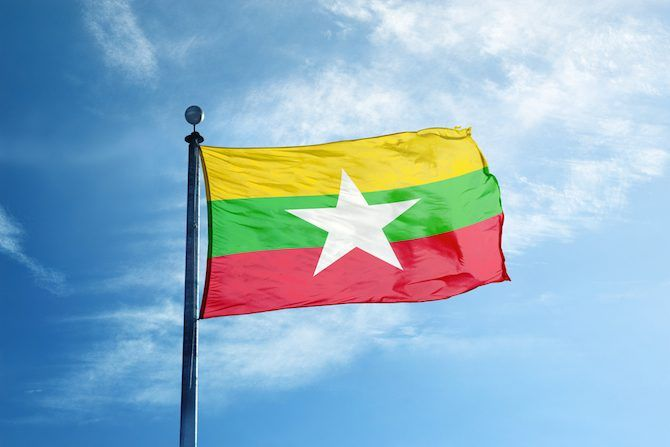 Your Guide to the International Web Myanmar flag 670x447