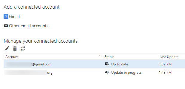Combine Your Email Accounts Into a Single Inbox: Here's How Outlook Connected Accounts