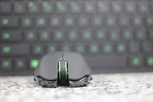 Razer Turret Review: What is This, a Mousepad for Ants? RazerTurret18 532x355