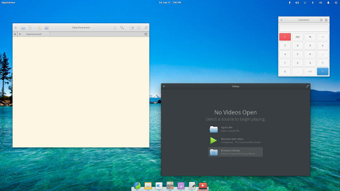 reasons switch to elementary os consistency