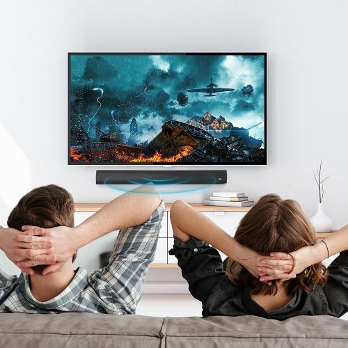 TaoTronics-Soundbar - The Best Low-end Soundbars for Audiophiles