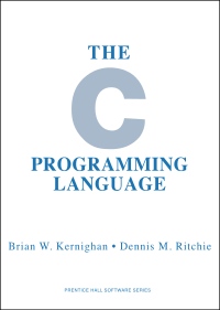 c programming language first edition cover
