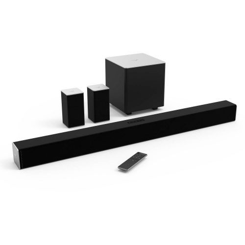 Vizio SB3851 - Best Low-End Soundbars for Audiophiles