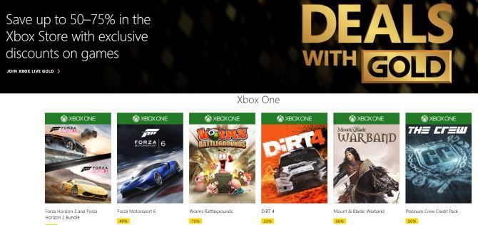 Save Big on PS4, Xbox, Steam, and Nintendo Games With These Sale Pages Xbox Deals With Gold 670x316
