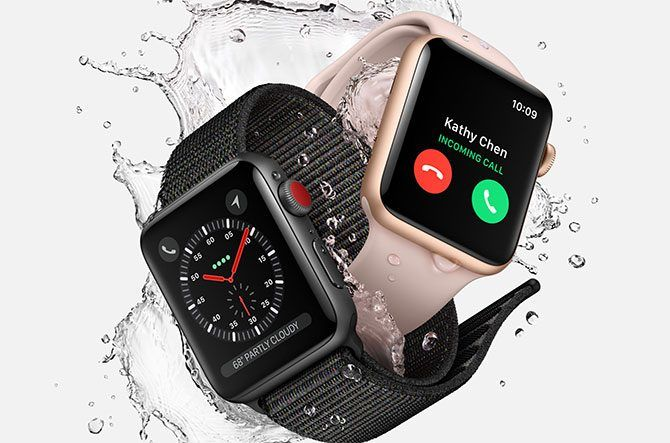 Forget the iPhone X, the Apple Watch Series 3 is the Future apple watch s3 2 670x443