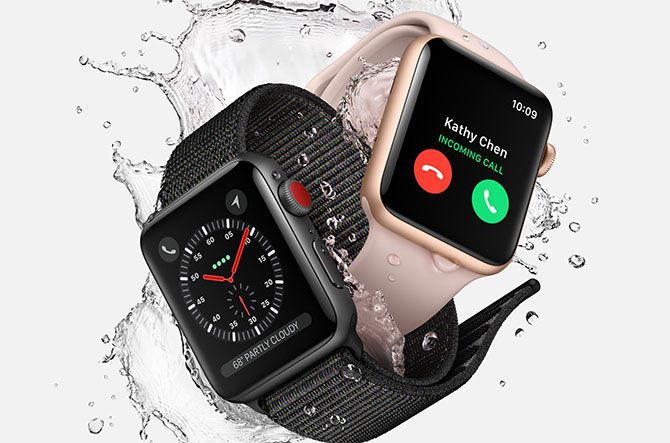 apple watch is better than fitbit charge