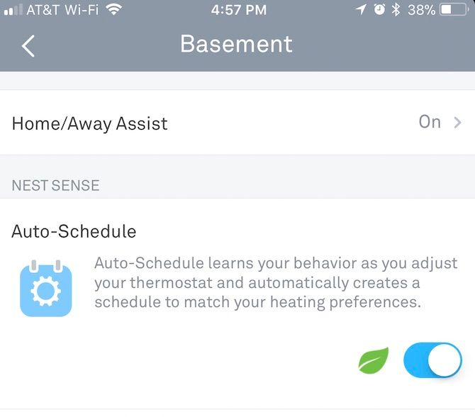 How to Set Up and Use Your Nest Learning Thermostat disable auto