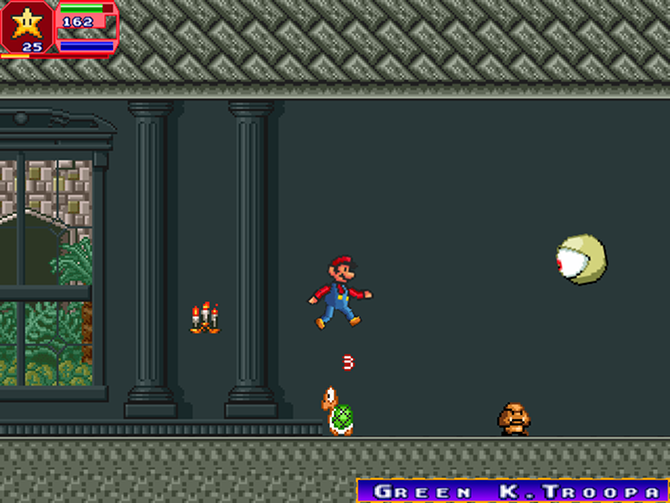 7 Free Fan-Made Super Mario Games You Can Play Now fan game mario castlevania mashup