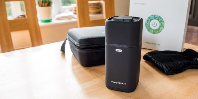 RAVPower 20100mAh AC Charger Review: Power All The Things