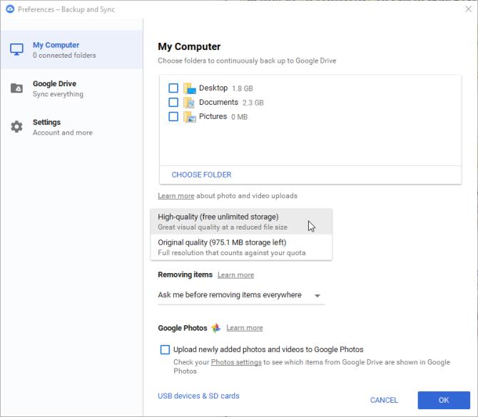 The Google Drive Desktop App is Being Shutdown in March, 2018