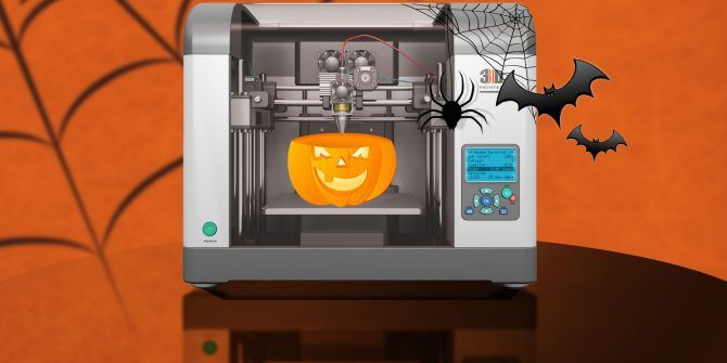 Make Halloween Your Own With These Petrifying 3d Prints
