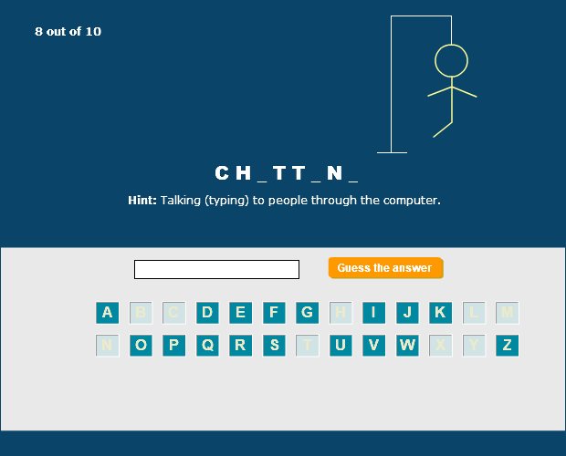 6 Internet Safety Games To Help Kids Become Cyber Smart hangman