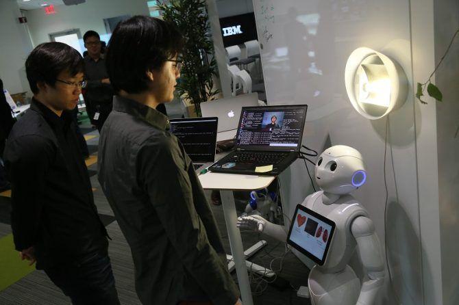 healthcare-robot