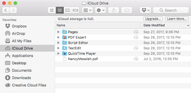 How to Access and Manage iCloud Drive Files From Any Device iCloud Drive Mac