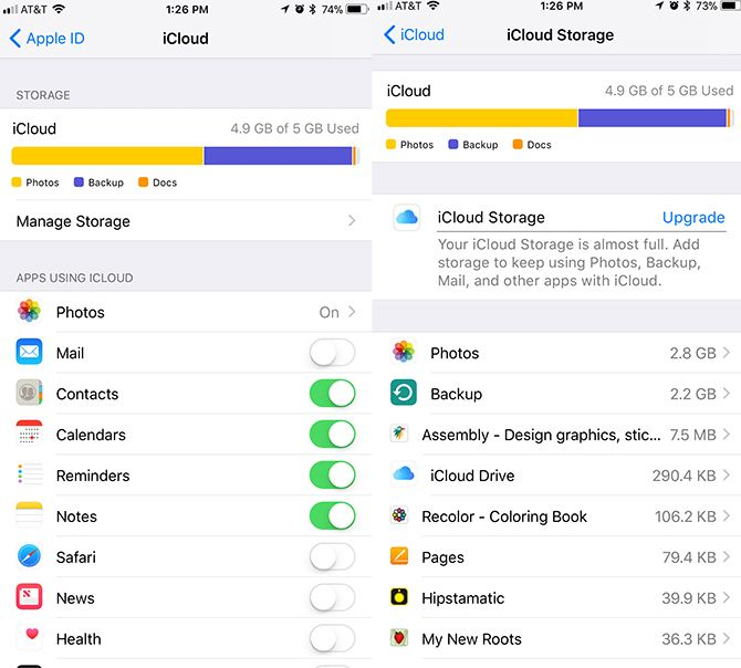 How to Access and Manage iCloud Drive Files From Any Device iCloud iOS