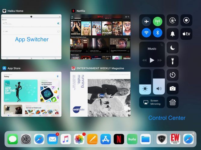 ios 11 app switcher