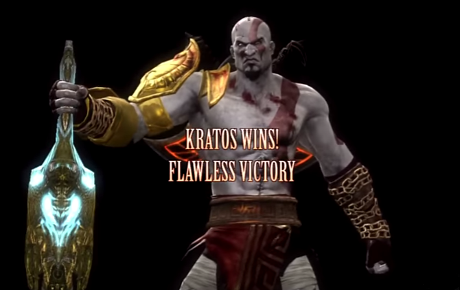kratos mortal kombat