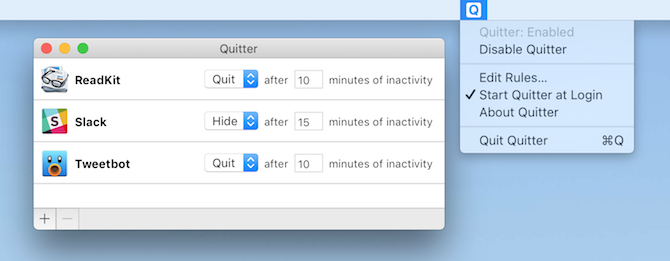 mac free productivity quitter