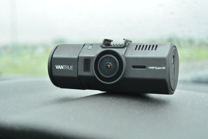 Vantrue N2 Pro Review: The Best Dashcam for Anyone muo hardwarereviews dashcam n2pro dashboard