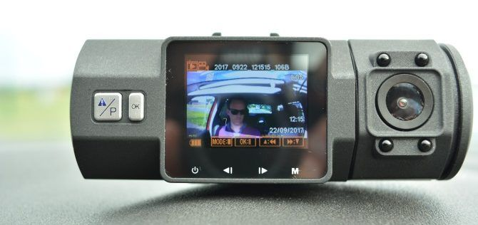 Vantrue N2 Pro Review: The Best Dashcam for Anyone muo hardwarereviews dashcam n2pro display e1507546221761