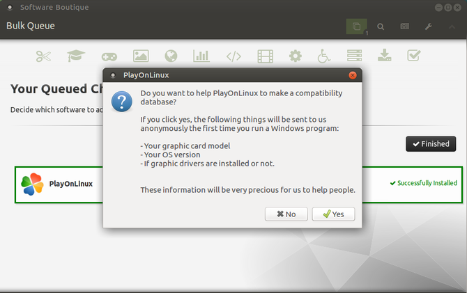 linux excel playonlinux install