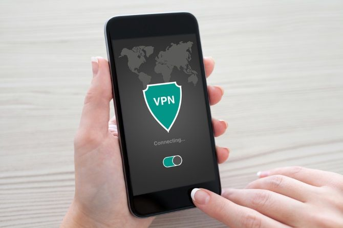 security vpn smartphone