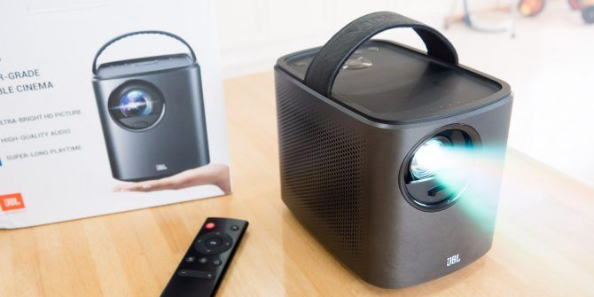 Nebula Mars Review: This IS The Portable Projector You're