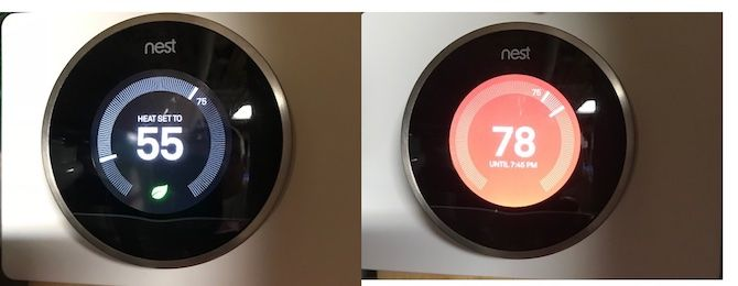 How to Set Up and Use Your Nest Learning Thermostat nest on