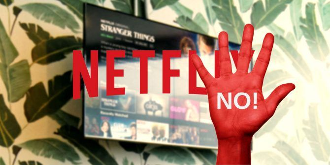 7 Mistakes You're Making While Using Netflix