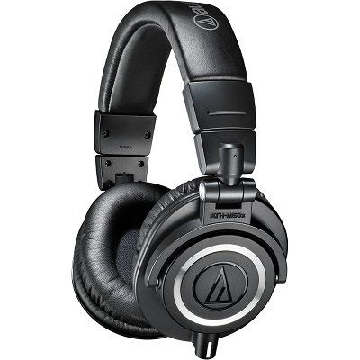 The Best Podcast Equipment for Starters and Enthusiasts podcast equipment headphones ath m50x