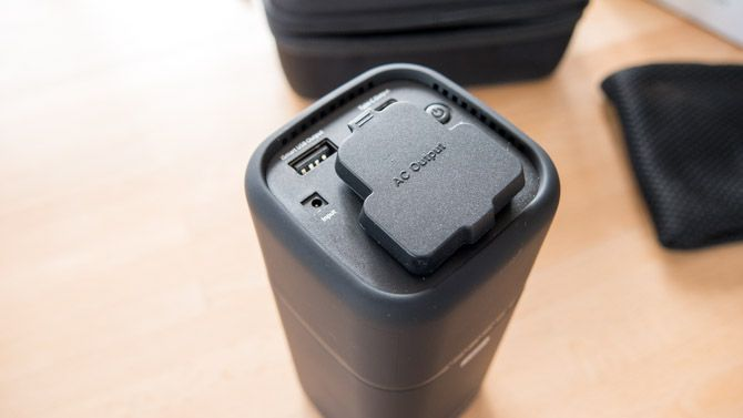 RAVPower 20100mAh AC Charger Review: Power All The Things ravpower top