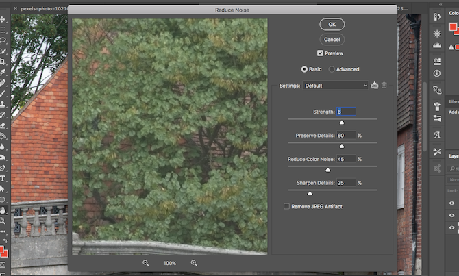 Learn Photo Editing in Photoshop: Get the Basics Down in 1 Hour reduce noise