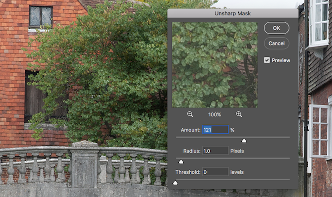 Learn Photo Editing in Photoshop: Get the Basics Down in 1 Hour sharpen