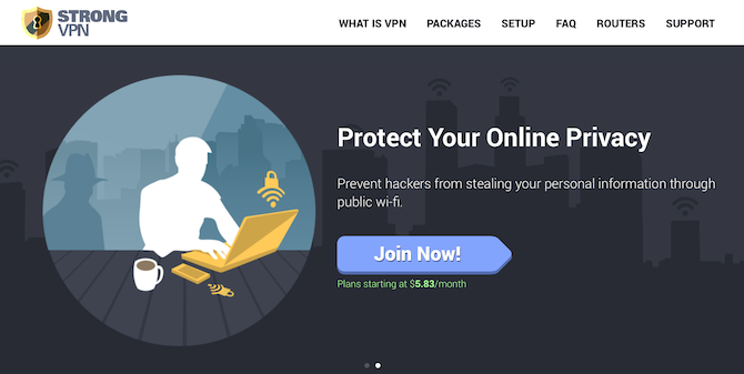 Your Guide to the International Web strong vpn screenshot 670x337