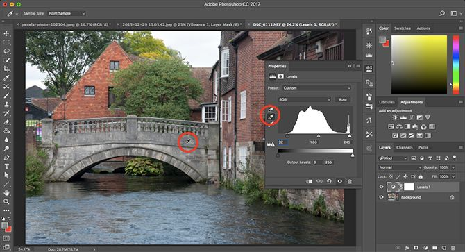 Learn Photo Editing in Photoshop: Get the Basics Down in 1 Hour white balance