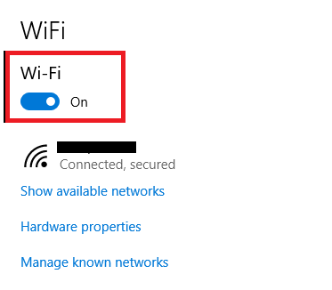 Why Use the Windows 10 Action Center Instead of the Settings App? wifi windows 10