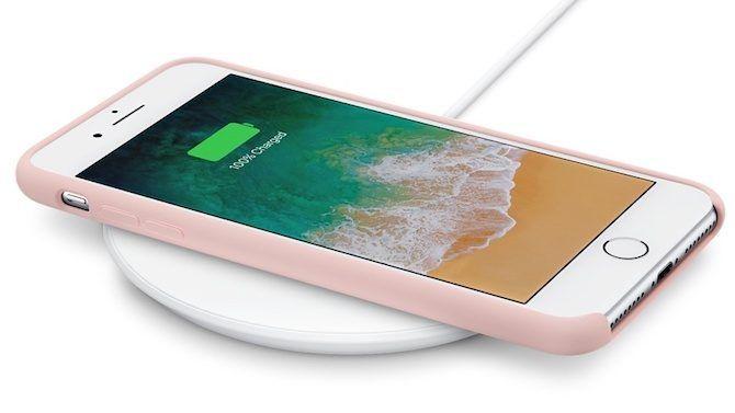 wireless charger iphone belkin boost up