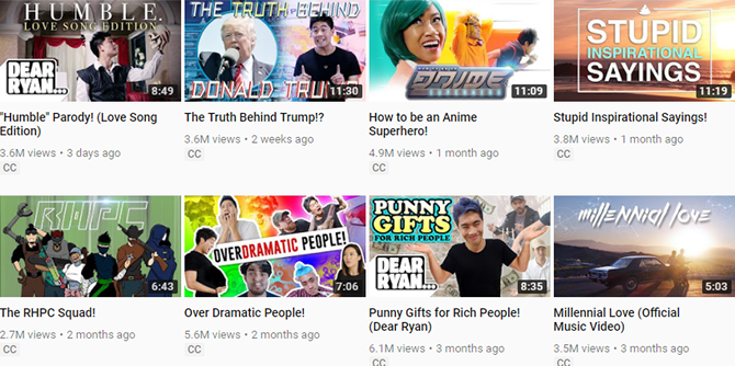 7 Things to Consider When Starting a YouTube Channel youtube nigahiga channel videos
